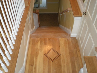 Evans Hardwood Floors